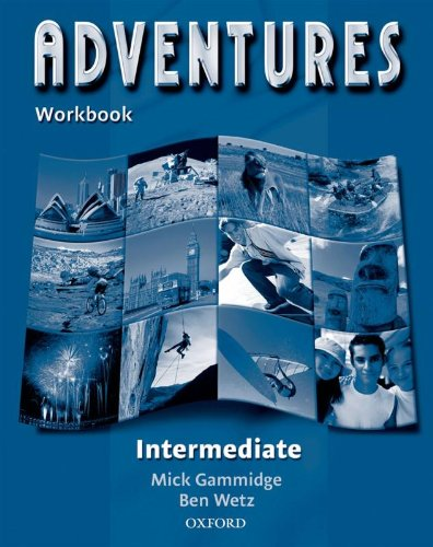 9780194378123: Adventures: Intermediate: Workbook