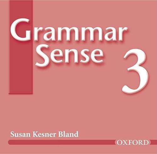 9780194378154: Grammar Sense 3: Audio CDs (2)