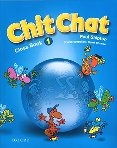 9780194378260: Chit Chat 1: Class Book