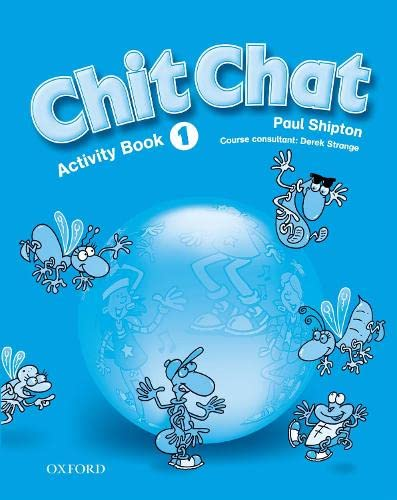 9780194378277: Chit Chat 1: Activity Book