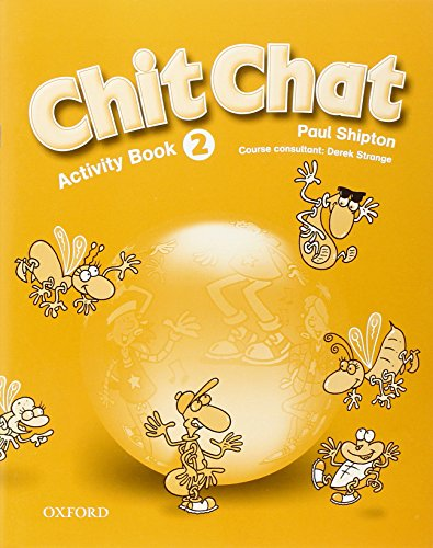 9780194378369: Chit Chat 2: Activity Book
