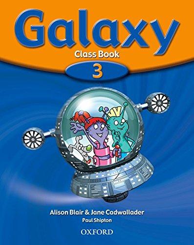 9780194378499: Galaxy 3 cb