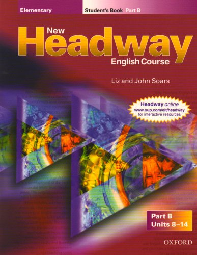 9780194378789: New Headway English Course: Student's Book B Elementary level