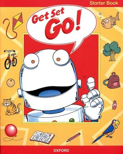 9780194378826: Get Set Go! Starter: Alphabet Book