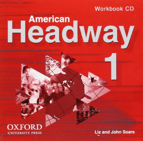 9780194379311: American headway 1 wb cd (1): Workbook CD Level 1