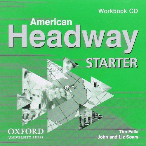 9780194379458: American Headway Starter: Workbook CD