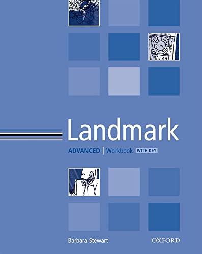 9780194379618: Landmark Advanced. Workbook with Key: Workbook (with Key) Advanced level
