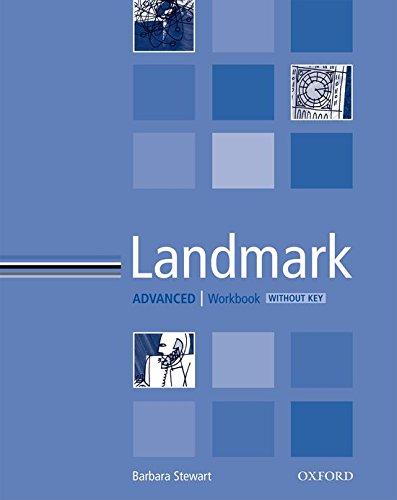 9780194379625: Landmark Advanced: Advanced: Workbook (Without Key)