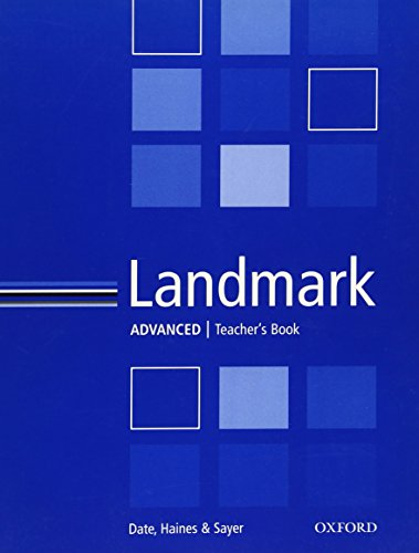 9780194379632: Landmark Advanced: Teacher's Book: Teacher's Book Advanced level