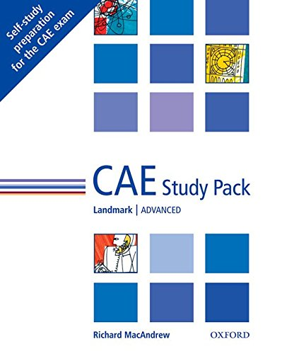 9780194379670: Landmark Advanced: Certificate in Advanced English Study Pack