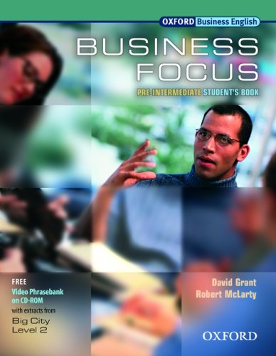 9780194379755: Business Focus - Student's Book (Oxford Business English)