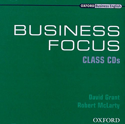 9780194379793: Business Focus Pre-Intermediate: Class CD (2): Pre-intermediate lev