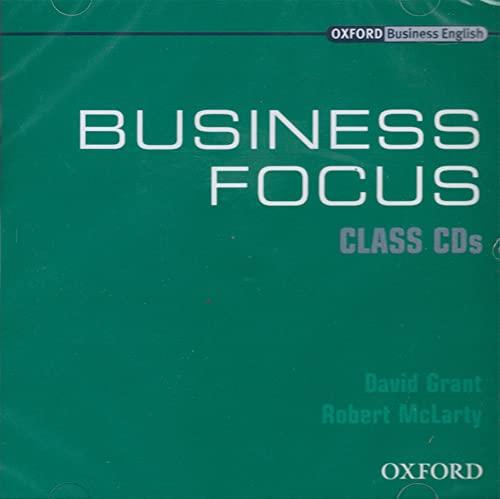 9780194379793: Business Focus Pre-Intermediate: CDs (2)
