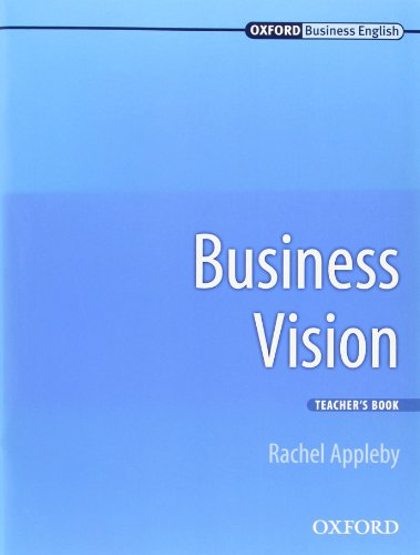 Business Vision: Teacher's Book: Wallwork, Adrian