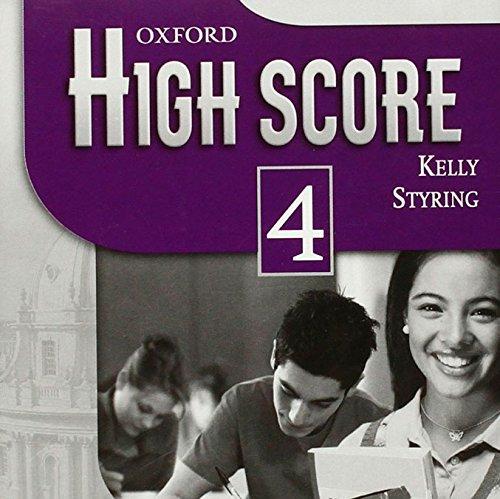 9780194380904: High Score 4: Class Audio CD