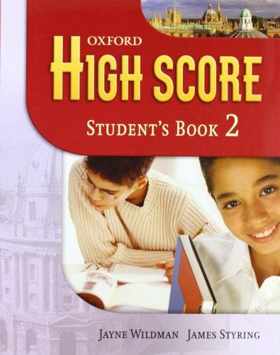9780194381123: High Score 2: Student's Book - 9780194381123