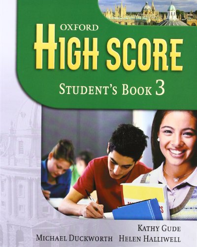 9780194381697: High Score 3: Student's Book - 9780194381697