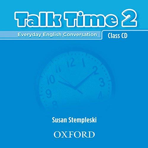 9780194382113: Talk Time 2: Class CD