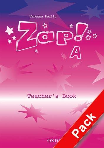 9780194383561: Zap!: Teacher's Resource Pack A