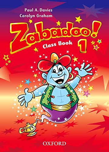 Zabadoo! 1: Class Book (9780194383608) by Paul Davies; Carolyn Graham