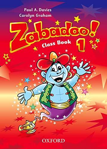 9780194383608: Zabadoo! 1: Class Book
