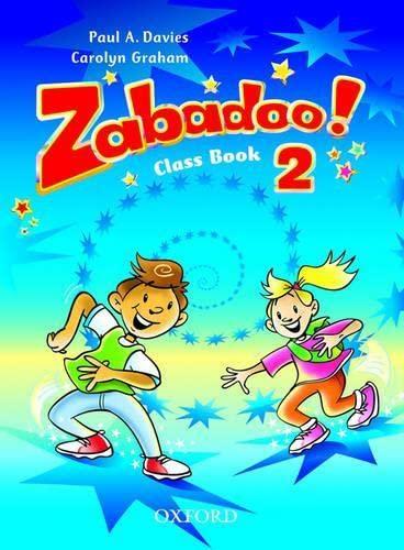 9780194383639: Zabadoo! 2: Class Book