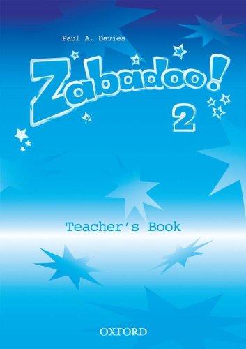 9780194383653: Zabadoo! 2: Teacher's Book