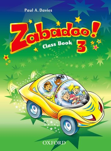 9780194383660: Zabadoo!: 3: Class Book