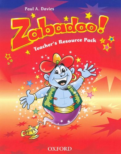 Zabadoo!: 1: Teacher's Resource Pack (9780194383776) by Paul Davies; Carolyn Graham