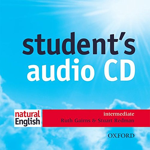 9780194383851: Natural English Intermediate: Student's Audio CD: Student's Audio CD Intermediate level