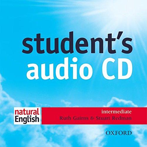 9780194383851: natural English: Intermediate: Student's Audio CD
