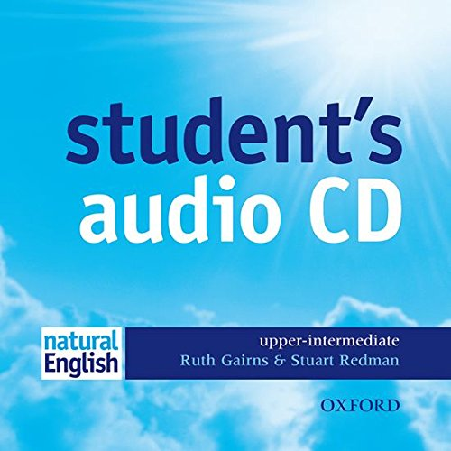9780194383868: Natural English. Upper-intermediate. Con CD. Per le Scuole superiori