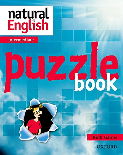 9780194383899: Natural English: Intermediate: Puzzle Book