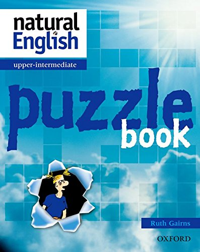9780194383905: Natural English Upper-Intermediate: Puzzle Book