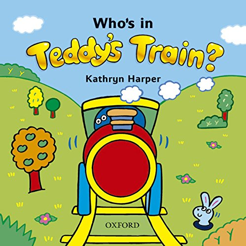 9780194383912: Who's in Teddy's Train? : Story Book