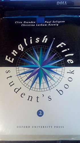 9780194384469: English file. Student's pack. Per le Scuole superiori: 2