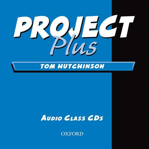 9780194385206: Project plus class cd (2): Class Audio CDs (Project English)