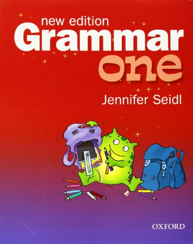 9780194386142: Grammar One: Student's Book