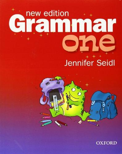 9780194386142: Grammar one