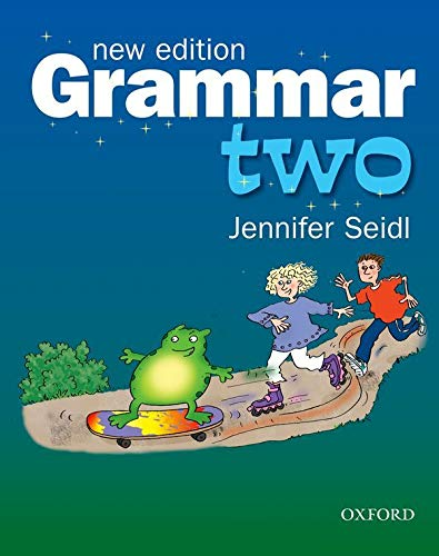 9780194386159: Grammar two sb new edition: Student's Book Level 2 (Grammar One/Two)