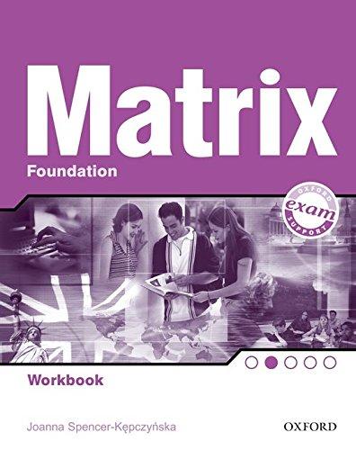 9780194386463: New Matrix Foundation: Workbook