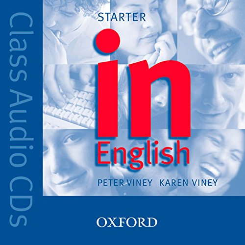 9780194386500: In English Starter: Class Audio CDs (2)
