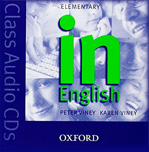 9780194386517: In English Elementary: Class Audio CDs (2)