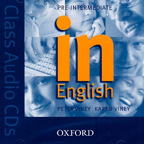 9780194386524: In English Pre-Intermediate: Class Audio CDs (2)