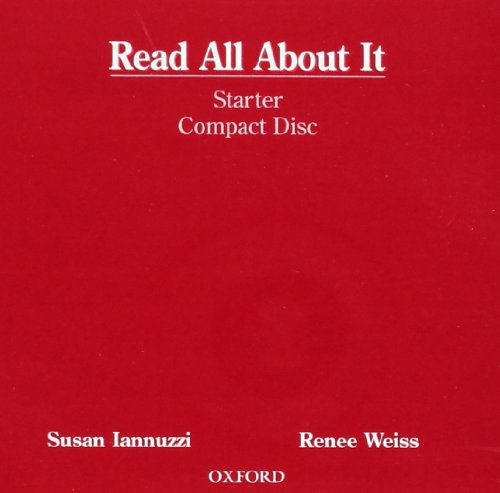9780194386555: Read All About It Starter CD