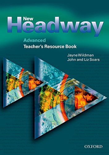 9780194386883: New Headway: Advanced: Teacher's Resource Book: Six-level general English course
