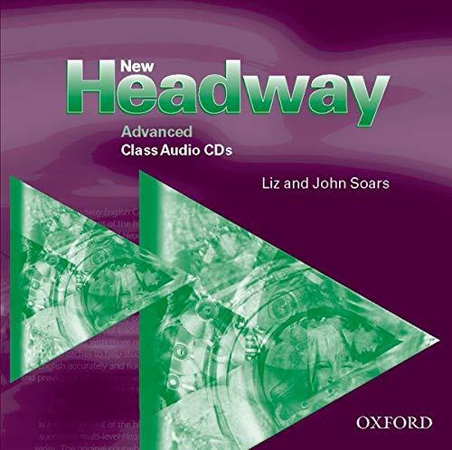9780194386890: New Headway: Advanced: Class Audio CDs (2)