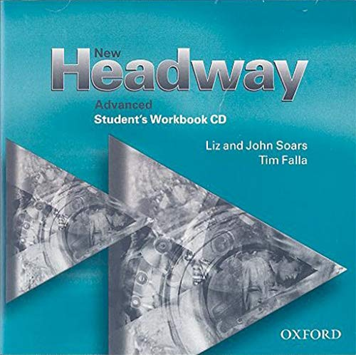9780194386906: New Headway Advanced: St Workbook CD (1): Student's Workbook Audio CD Advanced level (New Headway First Edition)