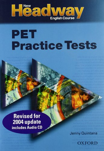 9780194386951: New Headway English Course: PET Practice Tests