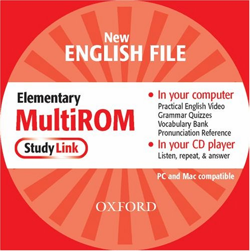 9780194387491: New English File Elementary N-cd